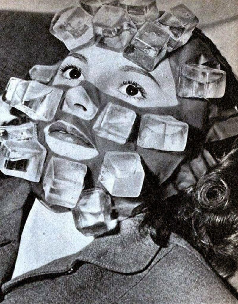 Компресс со льдом против похмелья