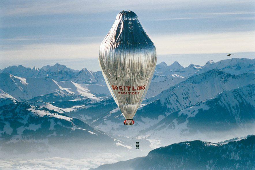 вокруг света на воздушном шаре