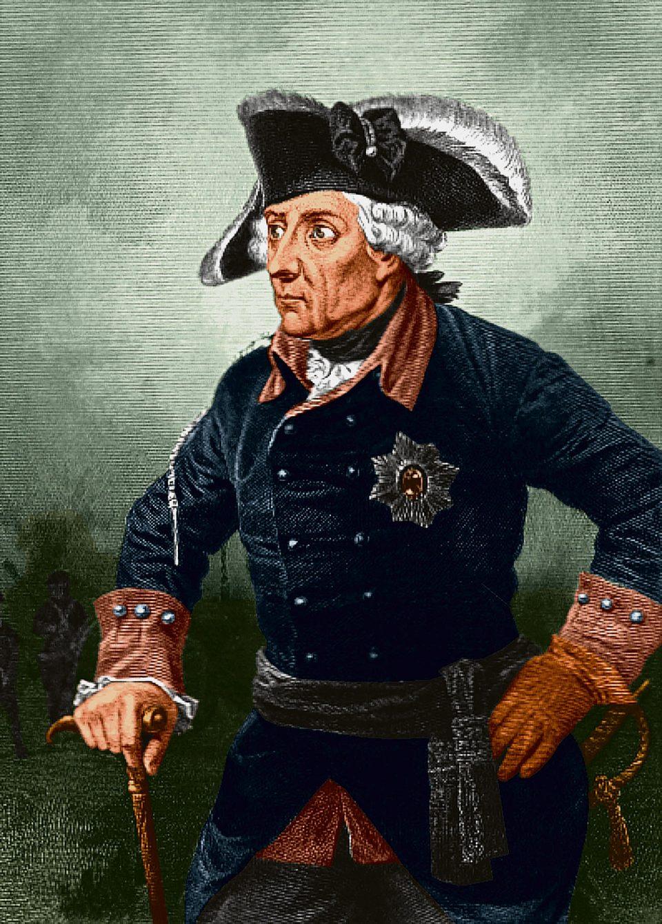 безумные диктаторы. Фридрих II Великий