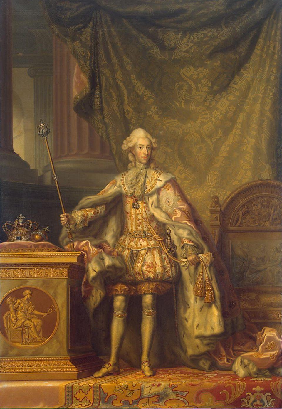 безумные диктаторы. Кристиан VII, король Дании и Норвегии