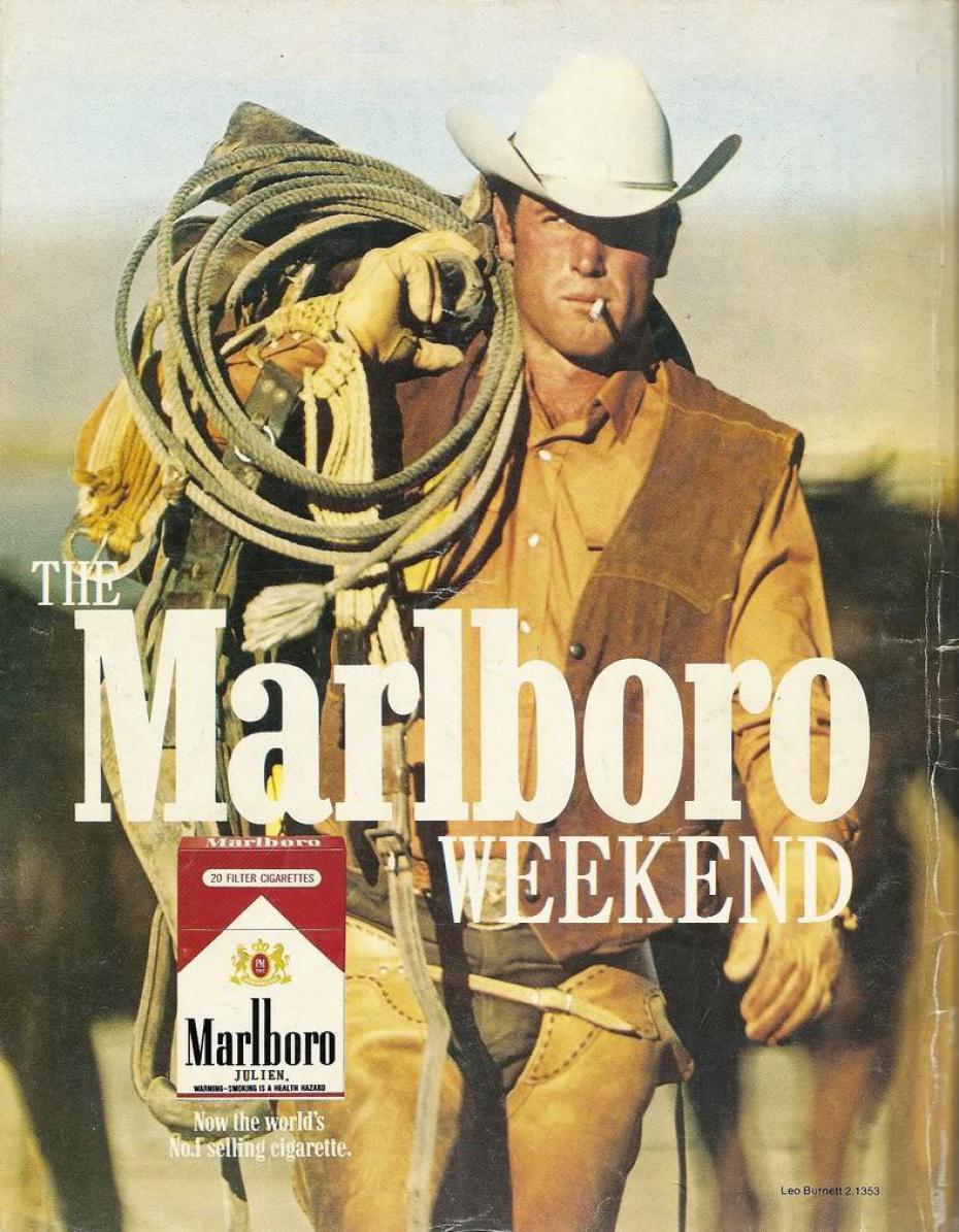Marlboro: Marlboro Man