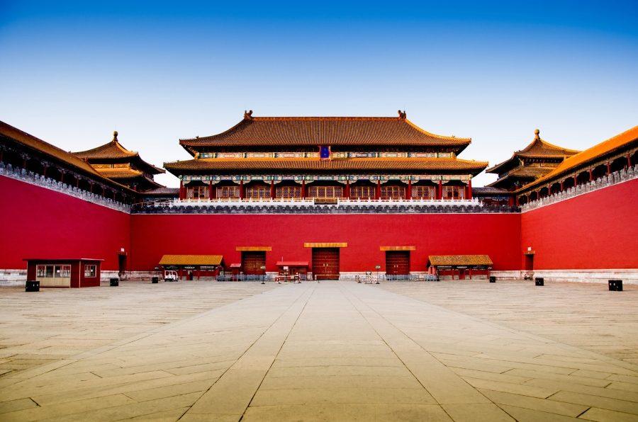 дисней.запретный город, Пекин, Китай