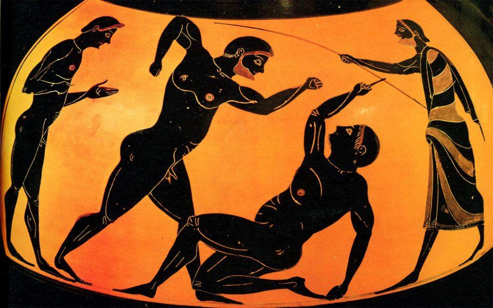 дрение греки