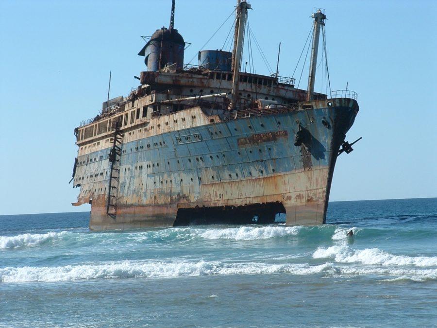 Joyita корабль призрак