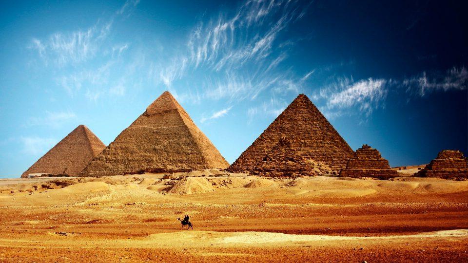егопетские пирамиды