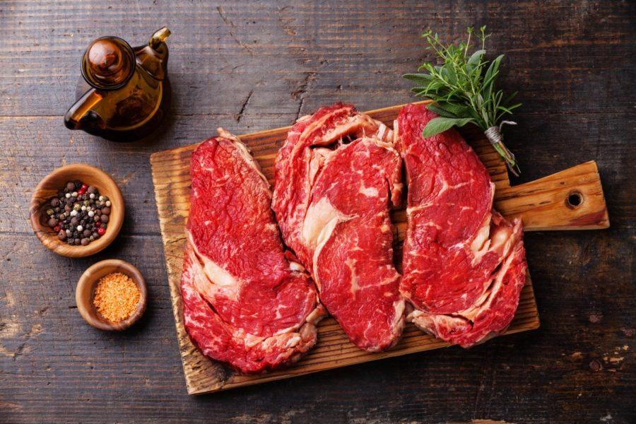 выбирать мясо