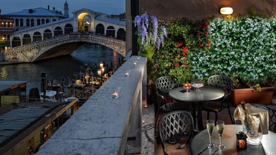 Гостиницы Венеции