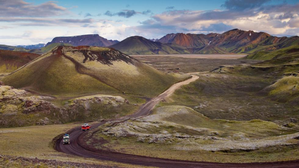 Шоссе 1, Исландия