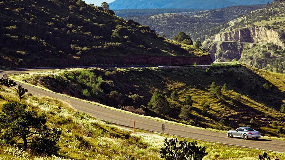 Дорога трех тысяч виражей, Мексика