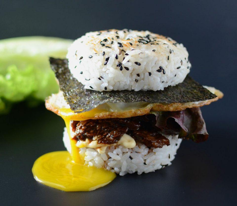 суши-бургер