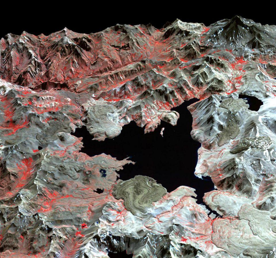 кальдеровый комплекс Лагуна-дель-Мауле