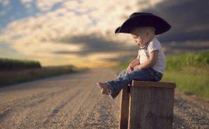 малыш ковбой