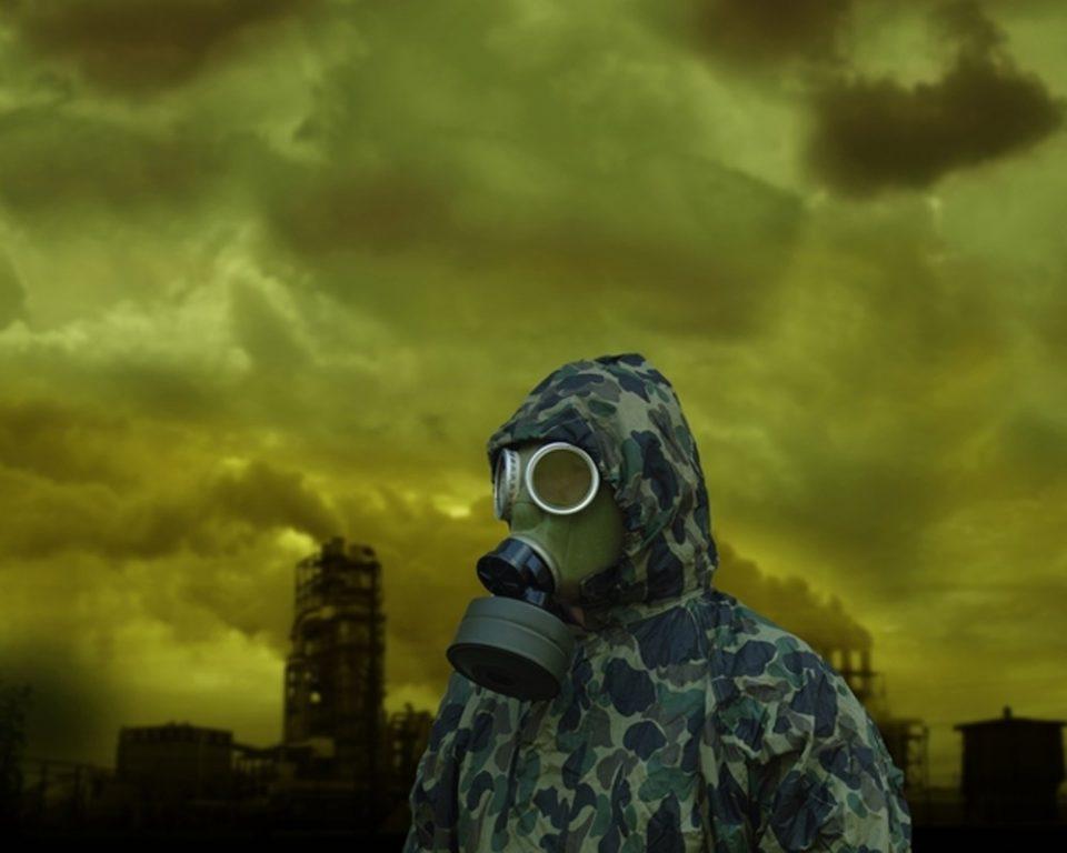 конец света. Химическая угроза
