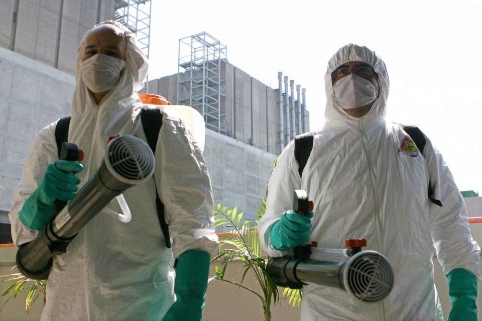 конец света. Вирусная пандемия