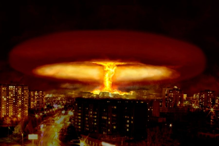 конец света. Ядерная угроза