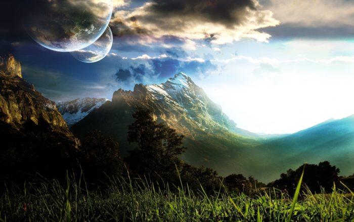 Пять потенциально обитаемых планет