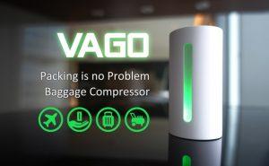 VAGO — компактный упаковщик для вещей