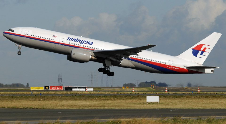 Malaysia Airlines 370