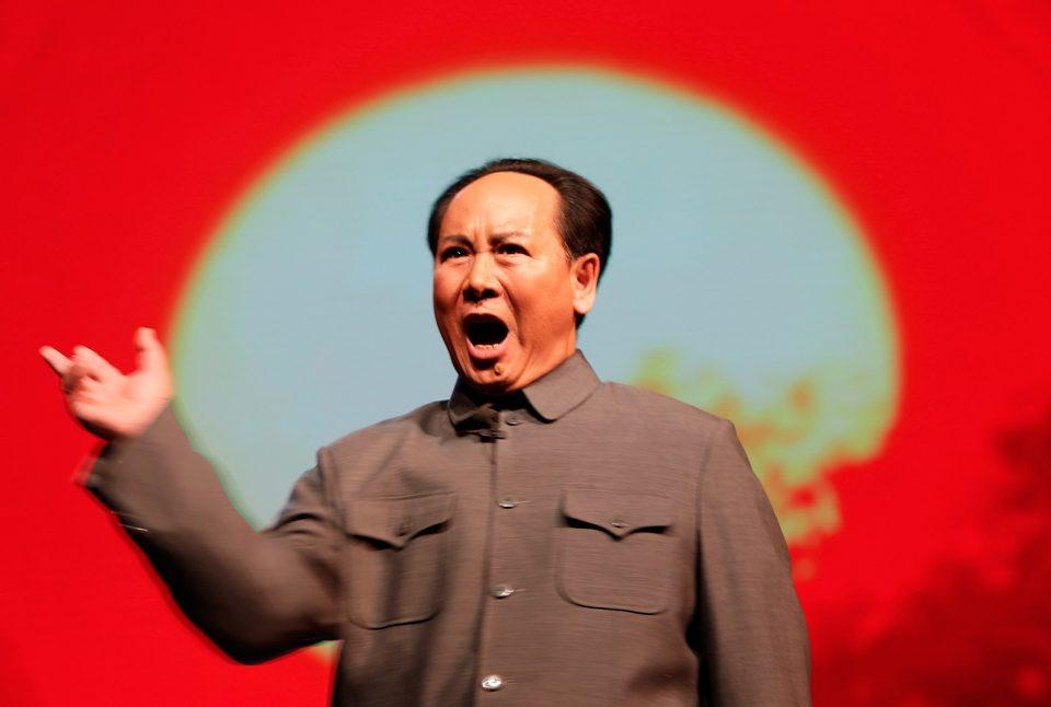 немытые знаменитости. Мао Цзэдун