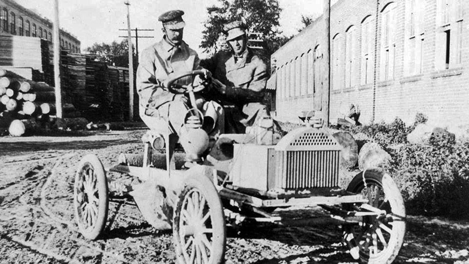неудачники. Дэвид Бьюик и его первый автомобиль