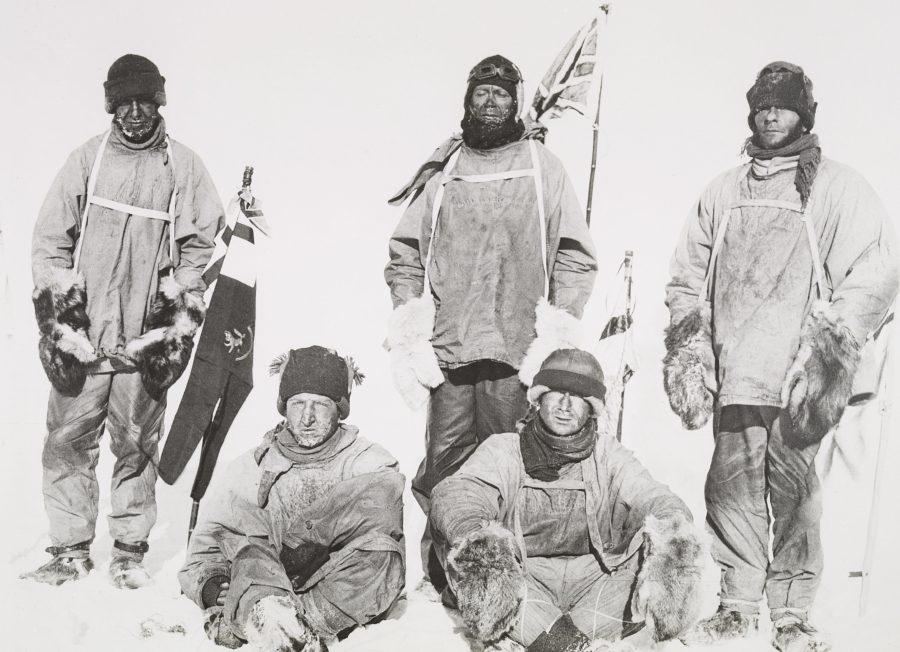 неудачники. Роберт Скотт и его экспедиция
