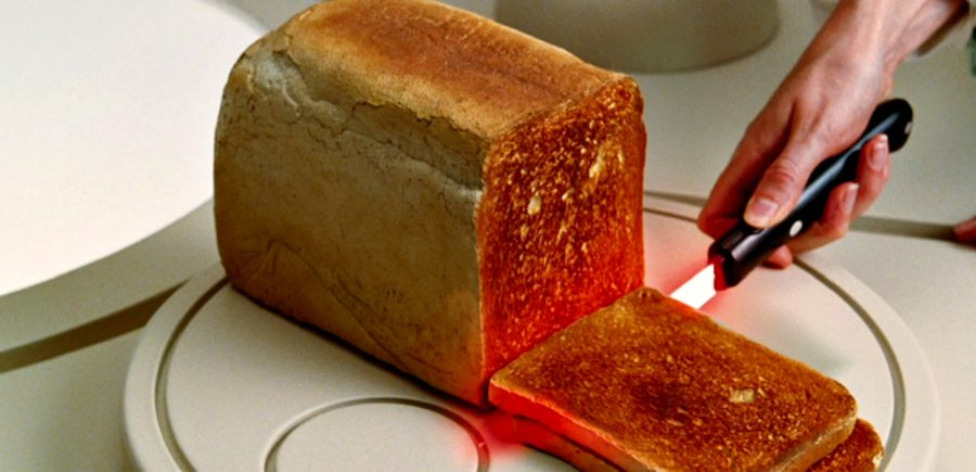 нож для тостов