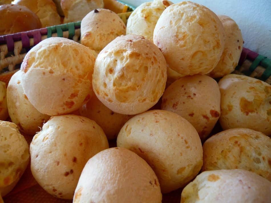 Pão де Queijo