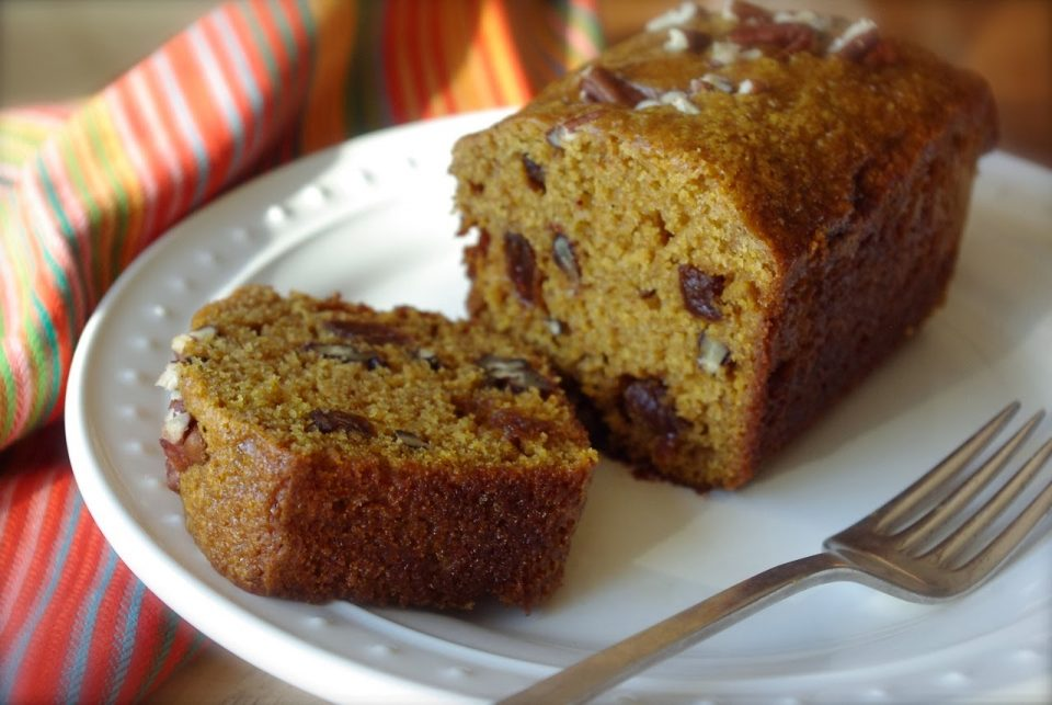 Basque Pumpkin Bread