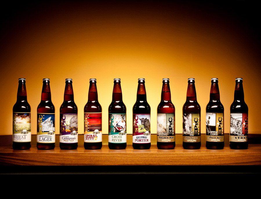 пиво США