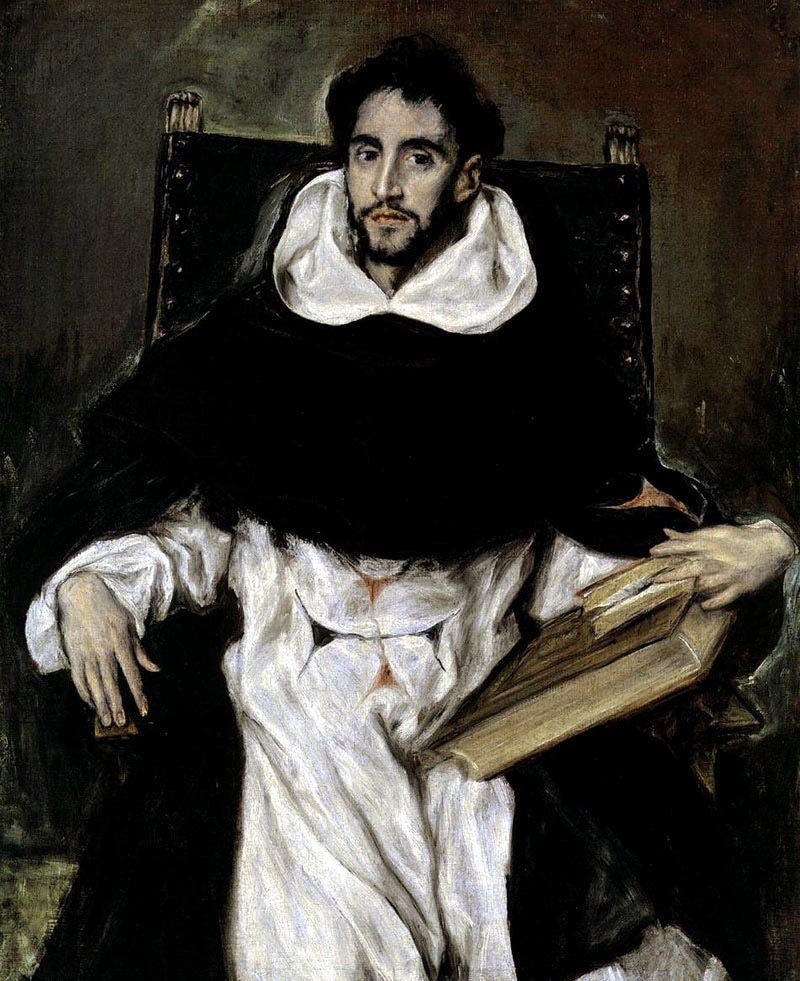 разбираться в искусстве. Эль Греко