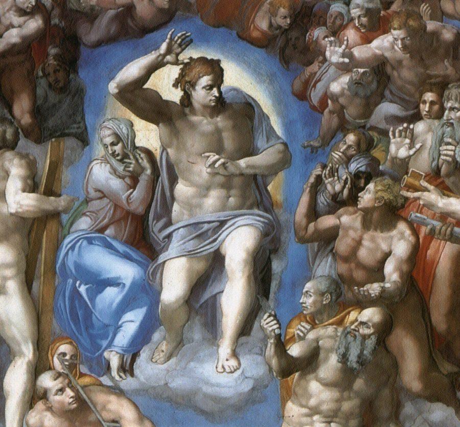 разбираться в искусстве. Микеланджело