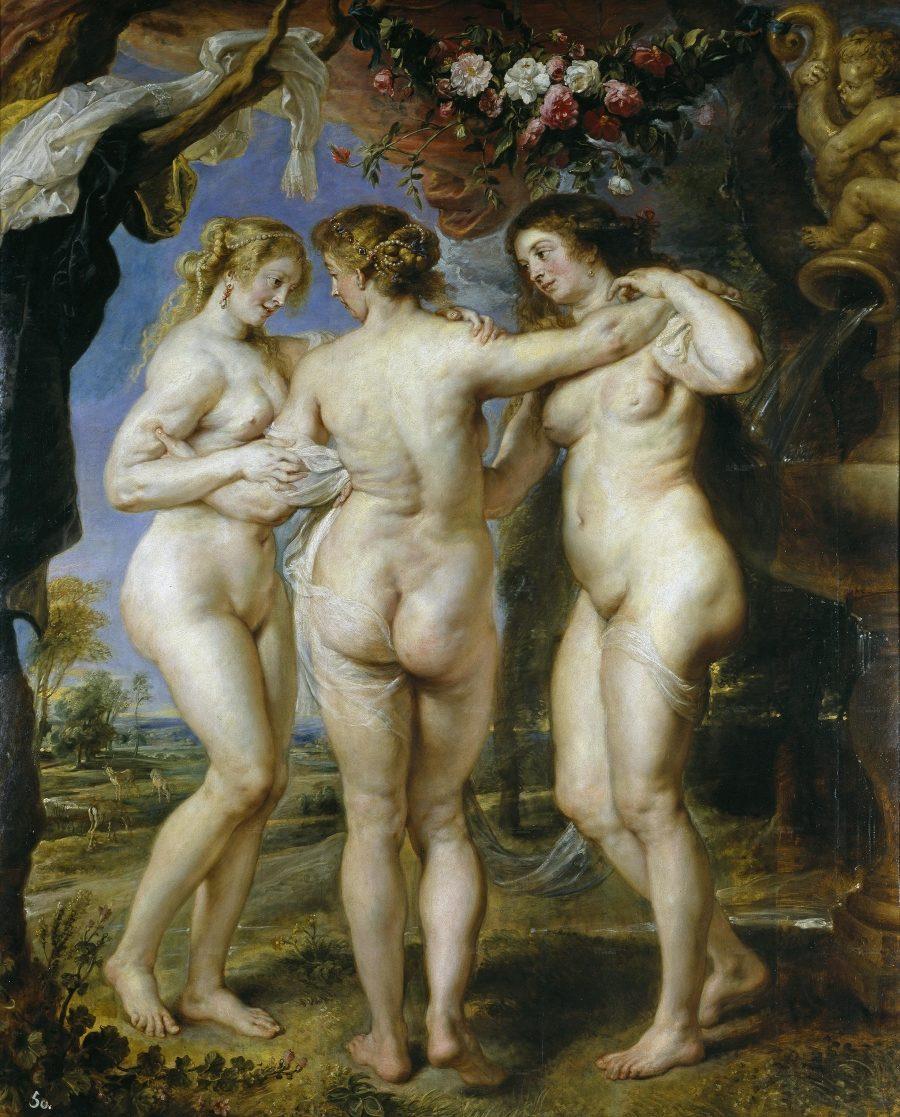 разбираться в искусстве. Рубенс