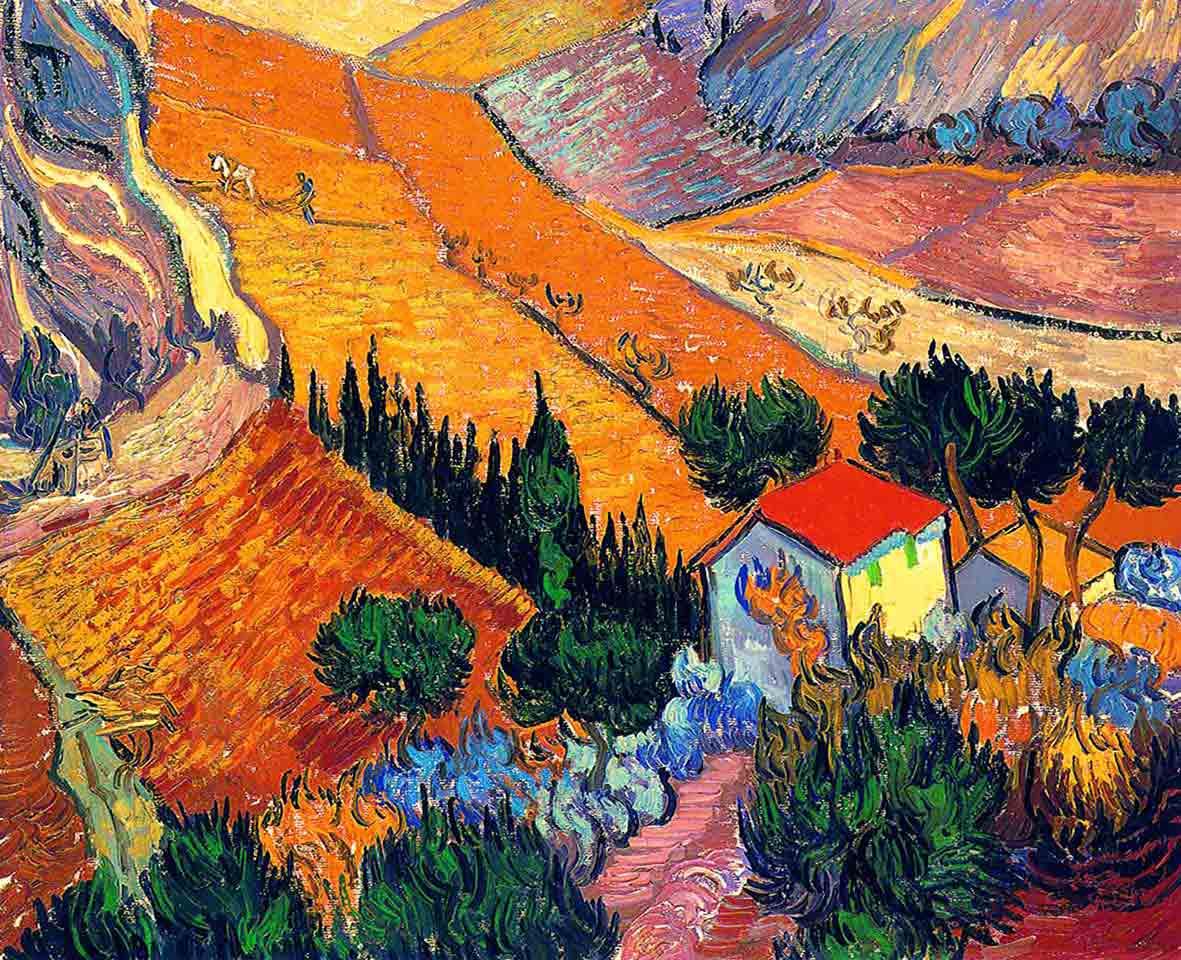 разбираться в искусстве. Ван Гог