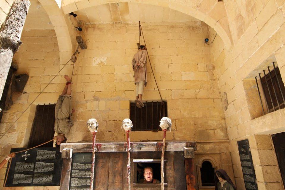 развлечения на островах. Музеи Мальты. Музей пыток