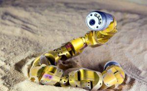 робот-змея