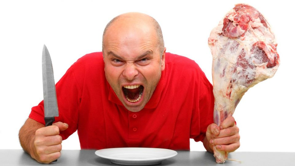 голодный человек