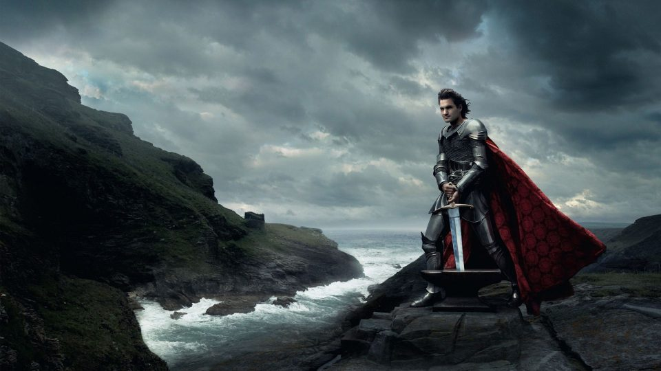 сказочные страны. Авалон. Король Артур