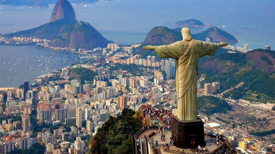 сказочные страны. Хай-Бразил - современная Бразилия