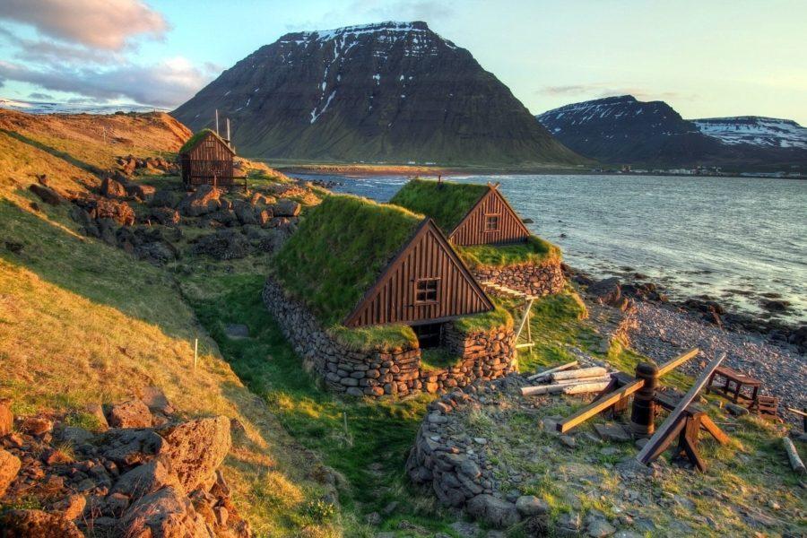 сказочные страны. Остров Туле - современная Исландия