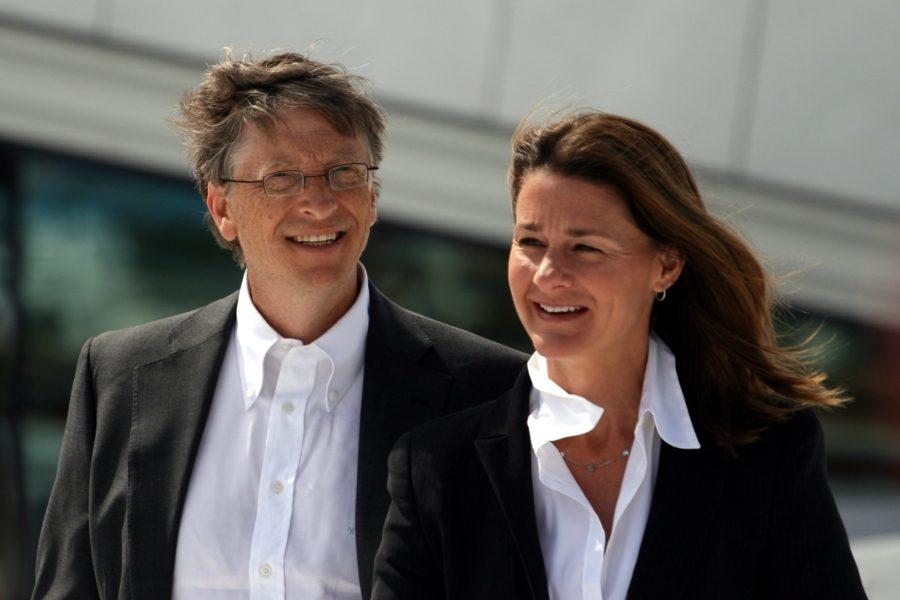 служебные романы знаменитостей. Билл Гейтс и Мелинда Френч
