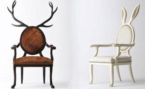 Креативные стулья для офиса
