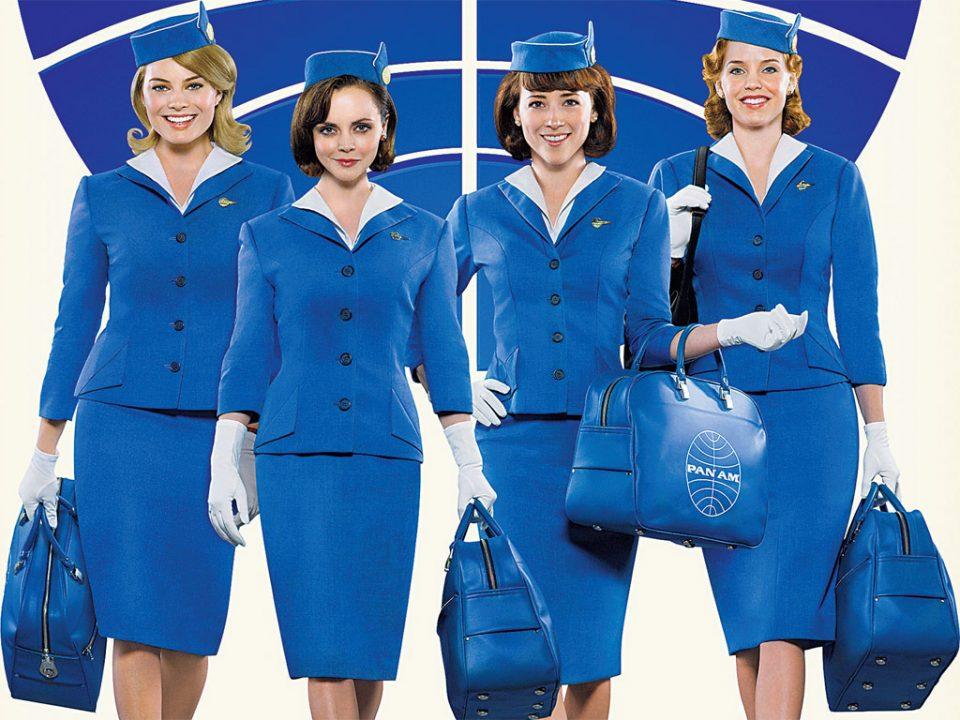 стюардессы зарплата