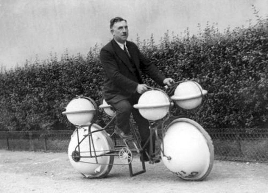 велосипед 20 века