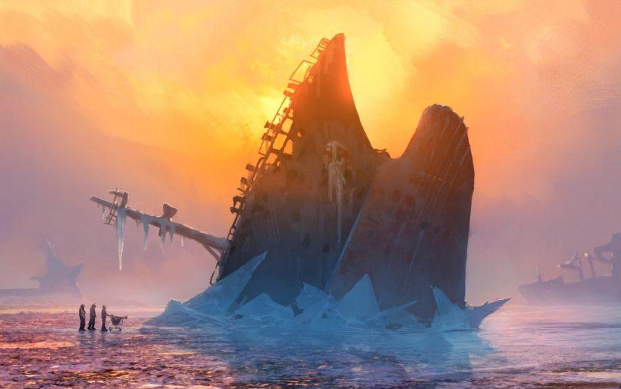 Октавиус корабль призрак