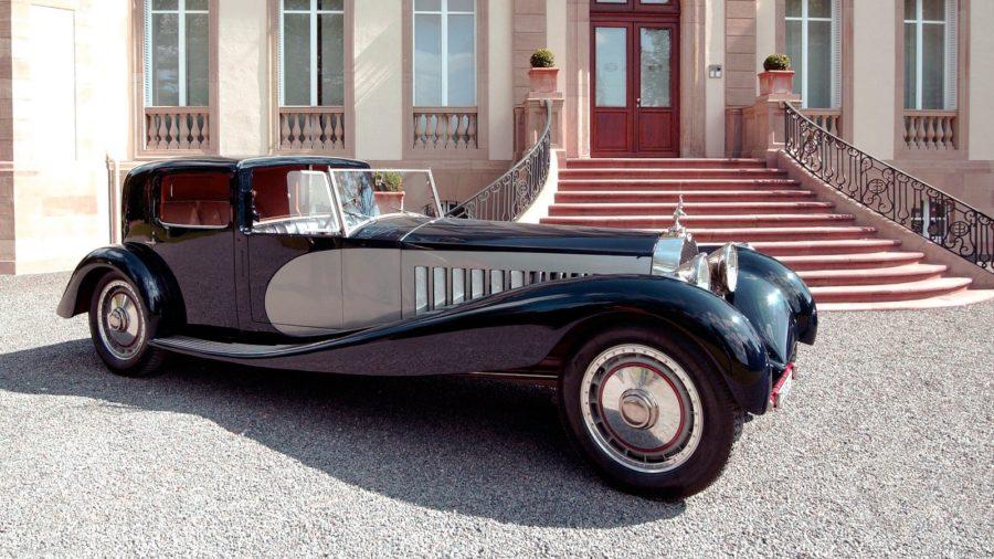 Bugatti Type 41 Coupe de Ville