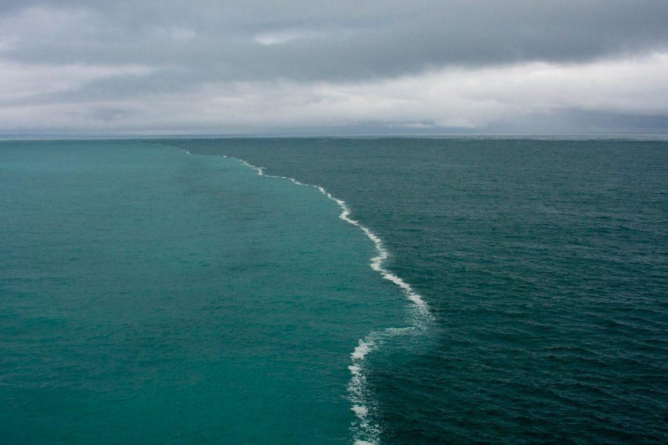 Балтийское и Северное моря