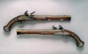 оружие для дуэли