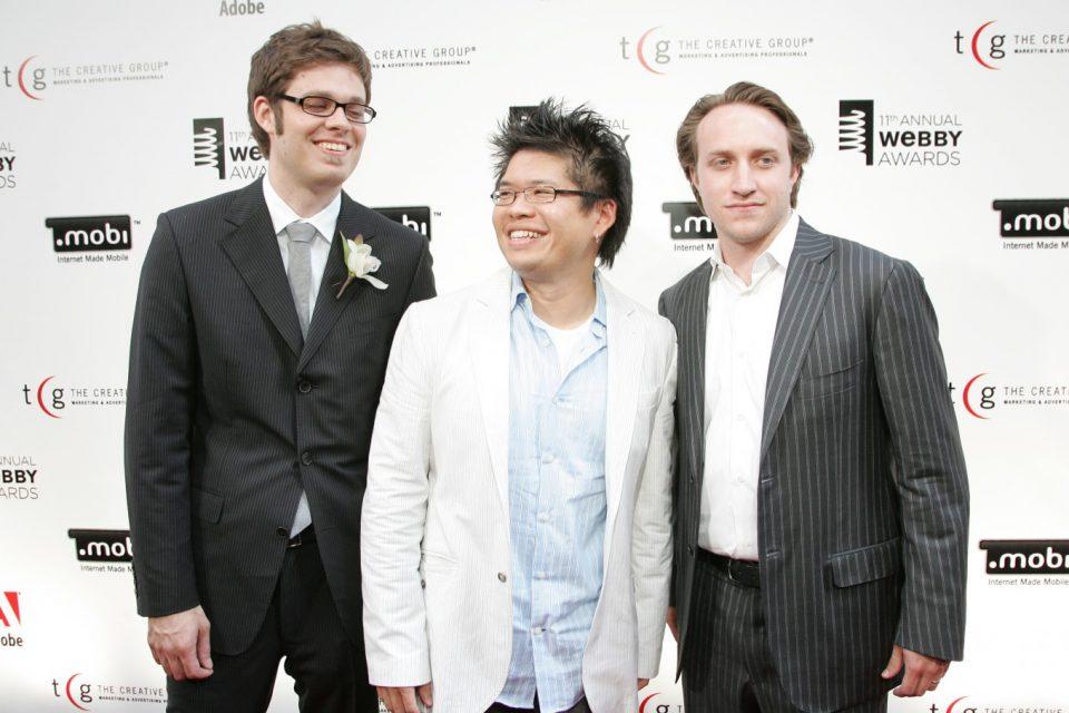 основатели YouTube
