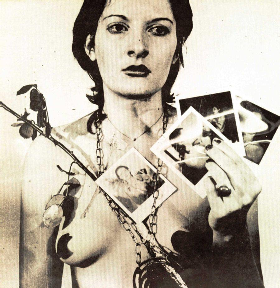 Марина Абрамович. Ритм О