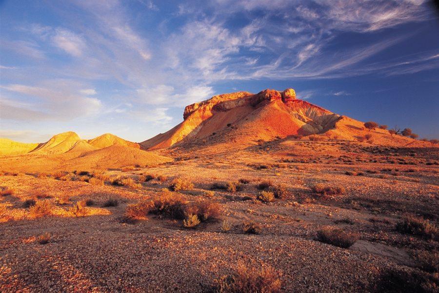 Пустынная Австралия